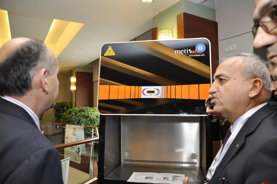 7/6/2012 - Metisafe S-Model BSC Exhibition at Health Industry Design Project
